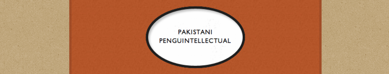 Pakistani Penguintellectual